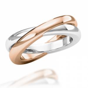 2er Infinity Ring-Set
